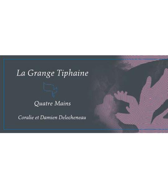 La Grange Tiphaine Quatre Mains 2016 100% Sauvignon 75cl