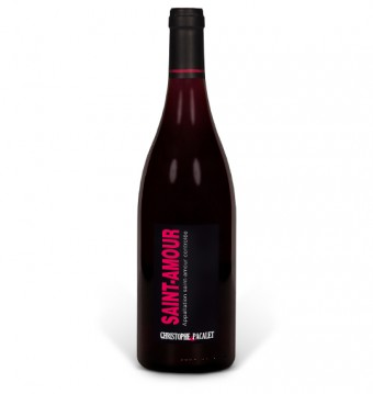 Christophe Pacalet Saint-Amour 2016 100% Gamay 75cl