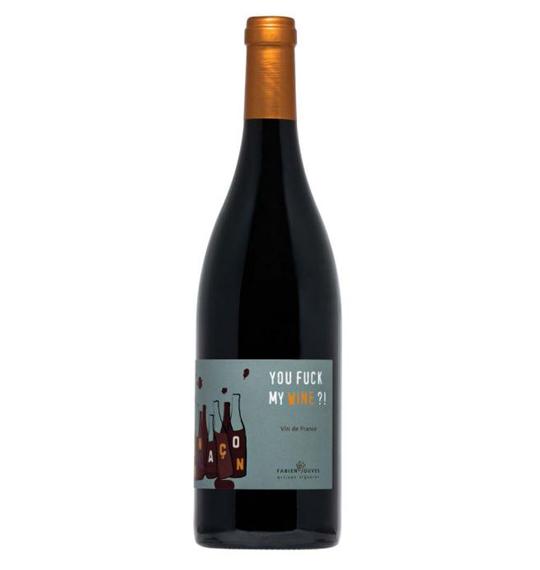 Mas Del Périé Fabien Jouves You F*ck my wine 2016 70% Malbec (Cot), 30% Jurançon Noir 75cl