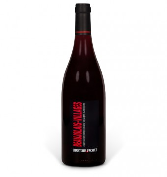Christophe Pacalet Beaujolais-Villages 2016 100% Gamay 75cl