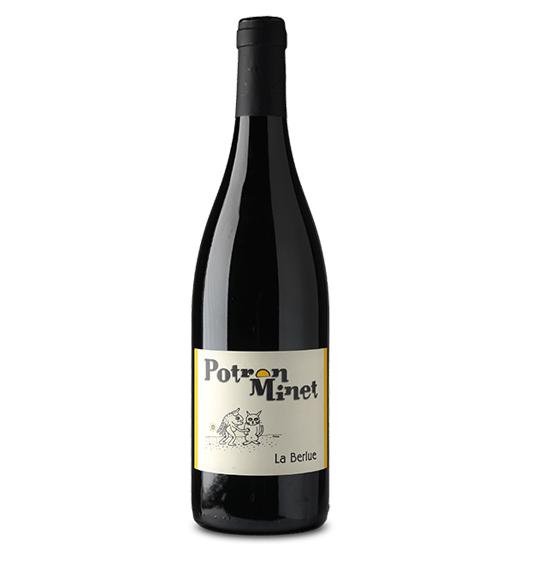 Domaine Potron Minet Jean-Sébastien Gioan La Berlue 2014 80% Grenache Noir, 20% Mourvèdre 75cl