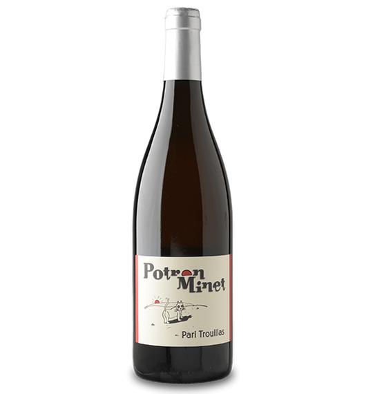 Domaine Potron Minet Jean-Sébastien Gioan Pari Trouillas Rosé 2017 80% Carignan, 20% Grenache Noir 75cl