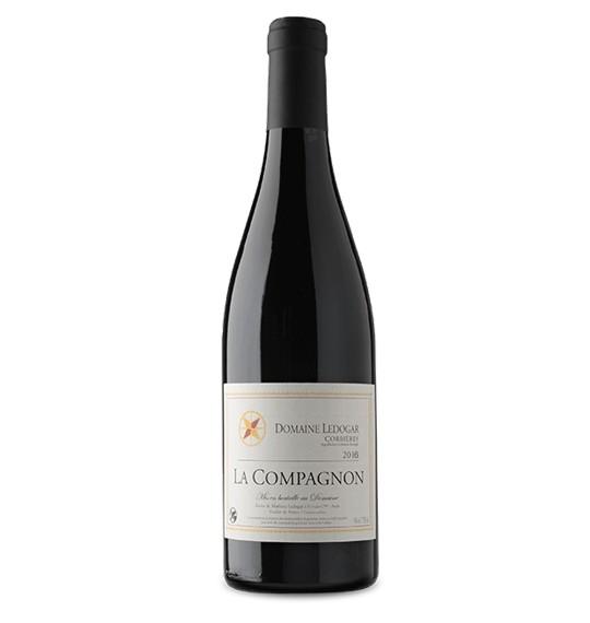 Domaine Ledogar La Compagnon 2016 AOC/AOP Corbières 75cl