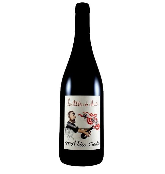 Mathieu Coste Les Têtes de Chats 2012 80% Pinot Noir, 20% Gamay AOC Coteaux-du-Giennois 75cl