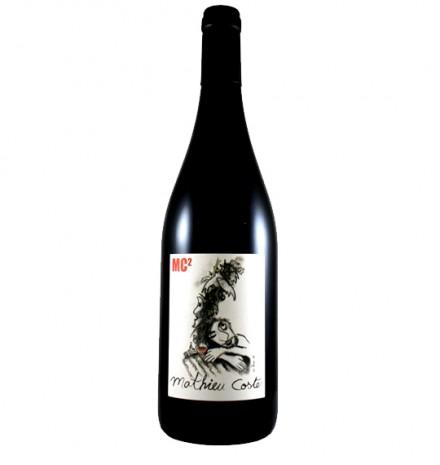 Mathieu Coste MC2 2014  50% Gamay, 50% Pinot Noir AOC Coteaux-du-Giennois 75cl