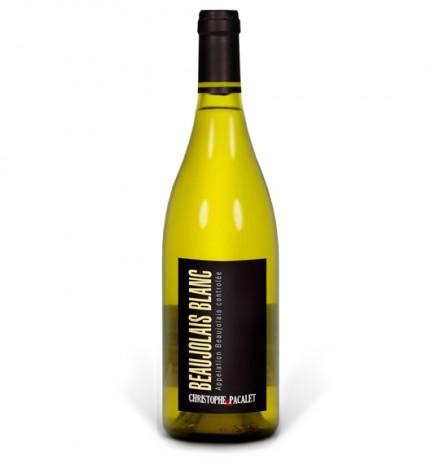 Christophe Pacalet Beaujolais Blanc 2018 100% Chardonnay 75cl