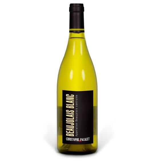Christophe Pacalet Beaujolais Blanc 2017 100% Chardonnay 75cl