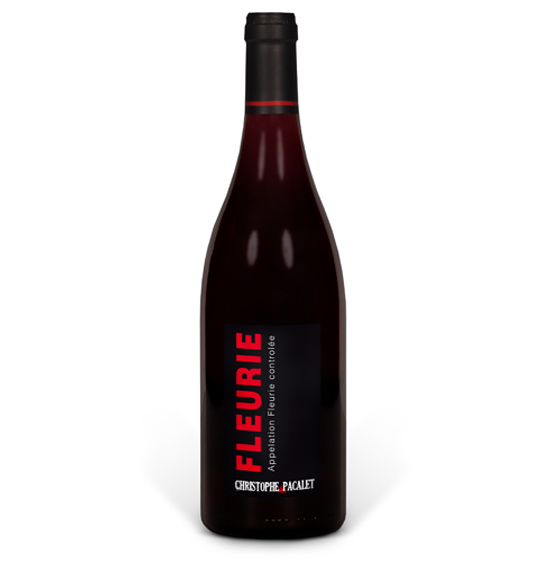 Christophe Pacalet Fleurie 2018 100% Gamay 75cl