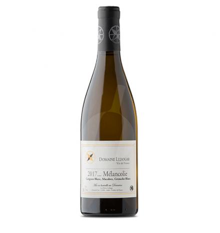 Domaine Ledogar Mélancolie... 2017 Carignan Blanc, Maccabeu, Grenache blanc 75cl