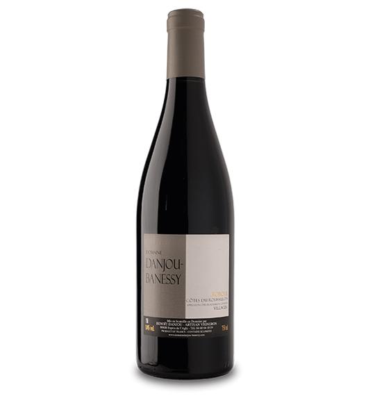 Danjou Banessy Roboul 2017 Grenache, Mourvèdre IGP Côtes Catalanes 75cl