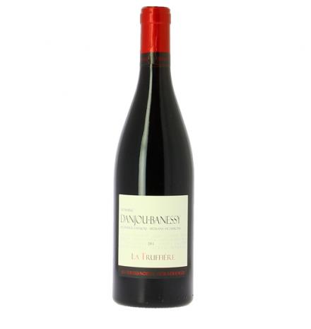 Danjou Banessy Truffière Rouge 2017 Grenache noir, Carignan noir AOP Côtes du Roussillon Villages 75cl