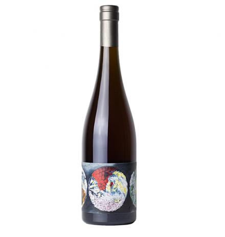 Le Vignoble du Rêveur Un Instant sur Terre 2018 [Macération] 50% Pinot Gris, 40% Gewurtztraminer et 10% Riesling 75cl